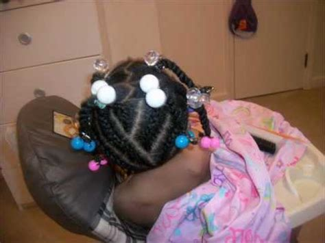 braids on black 5 year olds braid hairstyles simple braids ponytails for my 2 year