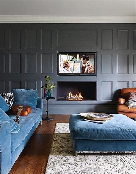 gray walls contemporary living room behr squirrel 100 best gray and black rooms images on pinterest