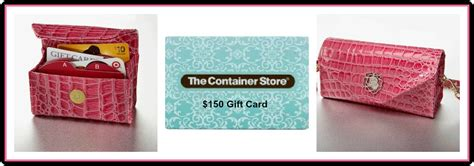 Container Store Gift Card Discount - mojo giveaway card cubby coupon cubby 150 gift card to the container store 200