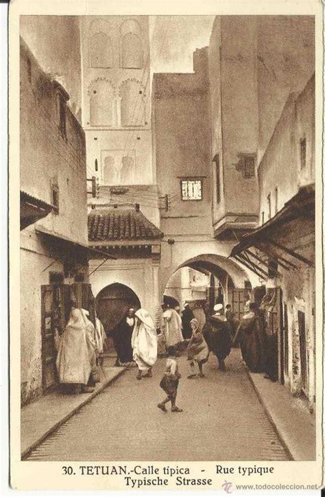 fotos antiguas tetuan marruecos postal tetu 225 n marruecos protectorado espa 241 ol ri comprar