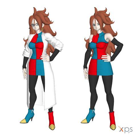 Dragon Ball Xenoverse Android Mod