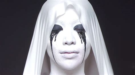 the story of makeup american horror story asylum makeup tutorial the white