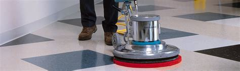 Floor Waxing by Commerical Floor Cleaning In York Pa