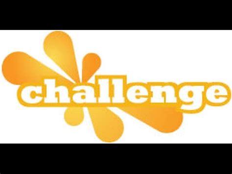 the challenge tv challenge tv ident