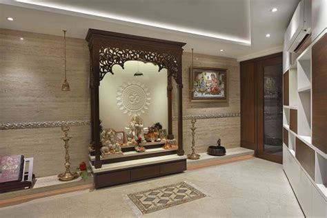 mandir room design milind pai brilliantly designed pooja room design mandir design