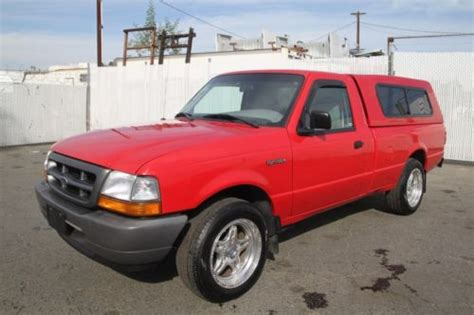 where to buy car manuals 2000 ford ranger auto manual buy used 2000 ford ranger 57k low miles regular cab 2wd manual 6 cylinder no reserve in orange