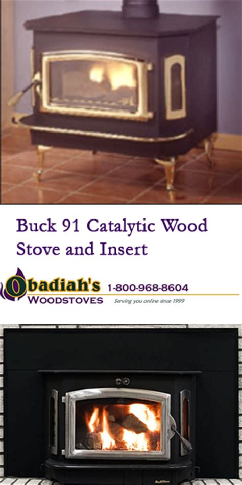 buck bay series 91 stove or insert by obadiah s woodstoves
