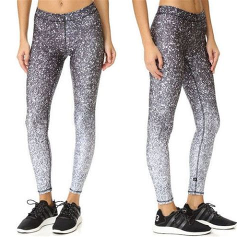 roots pattern leggings 12 best yoga pants for fall 2017 must have yoga leggings