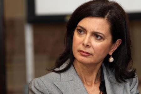 boldrini presidente disdetta invito per incontro con la on boldrini ai