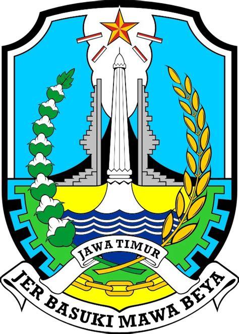 logo pemerintah provinsi jawa timur vector cdr