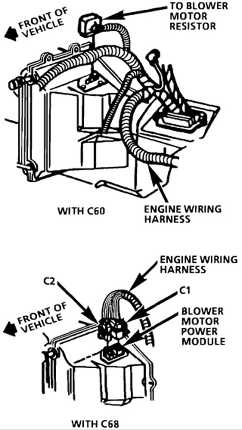 how to test a gm blower motor resistor i m looking for a wiring diagram for the heat air blower motor for a 1990 corvette also some