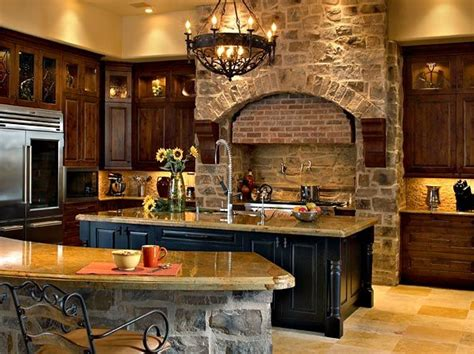 rustic kitchens pictures 20 beautiful rustic kitchen ideas