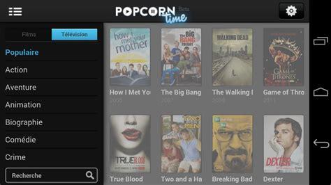 time4popcorn apk le c 233 l 232 bre popcorn time est maintenant disponible sur android geekattitude