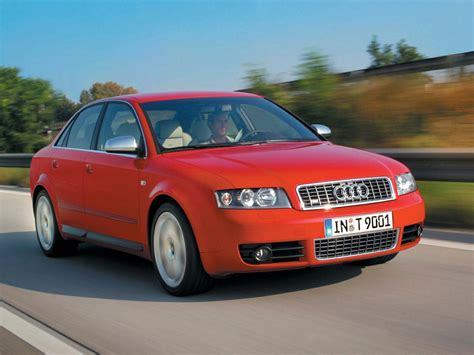 Audi S4 Top Speed by 2003 2005 Audi S4 Review Top Speed