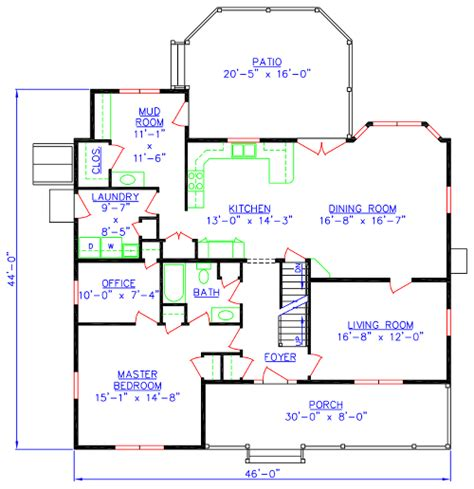floor plan guide the chattanooga luxury farmhouse floorplan