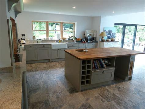 shaker kitchen island mornington shaker kitchen fitted in stevenage hertfordshire kitchen ergonomics