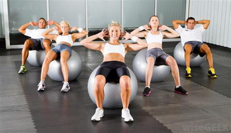 Yoga Ball For Desk What Are The Different Types Of Home Gym Flooring
