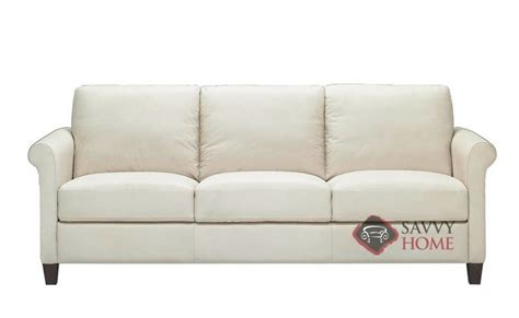 sofa stores belfast parma b580 leather queen by natuzzi is fully