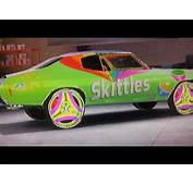 Midnight Club Los Angeles  Skittles Chevy Chevelle SS