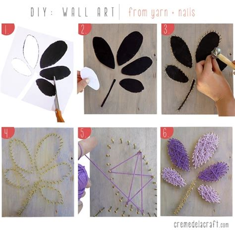 Diy String Tutorial - diy string wall tutorial diy