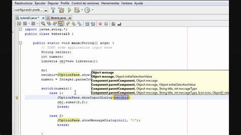tutorial java y netbeans tutorial 3 parte 2 2 java netbeans www inquisidores net