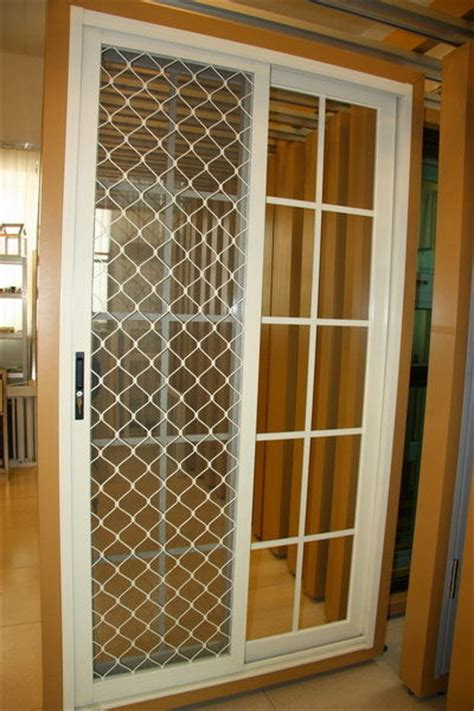 Patio Door Mesh Screen Portable Patio Screen Door Modern Patio Outdoor