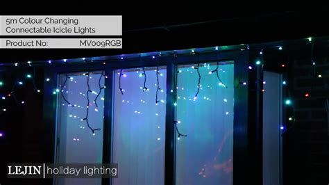 shooting icicle lights led twinkle icicle lights shooting buy