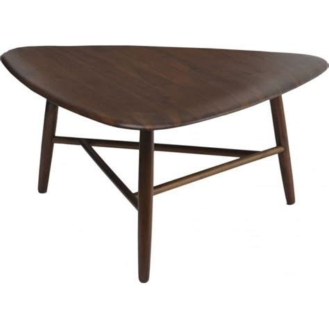 Retro Style Coffee Table Buy Libra Walnut Wood Retro Coffee Table From Fusion Living