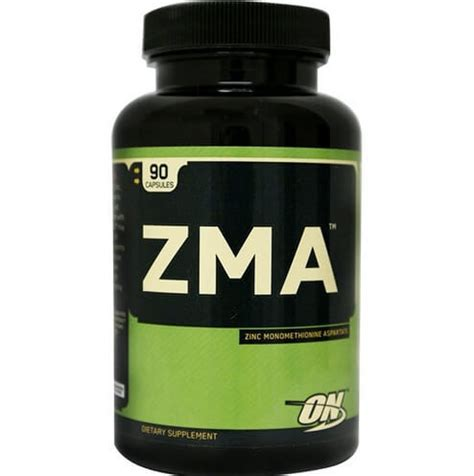 Suplemen Optimum Nutrition Optimum Nutrition Zma Jual Suplemen Zma
