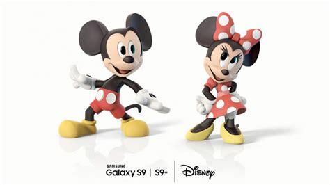 Selimut Mickey Dan Minnie ar emoji mickey dan minnie mouse resmi hadir di galaxy s9
