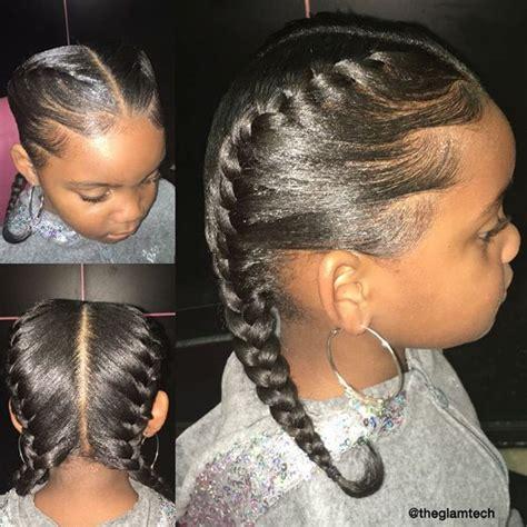 black french braids 17 best ideas about black kids hairstyles on pinterest
