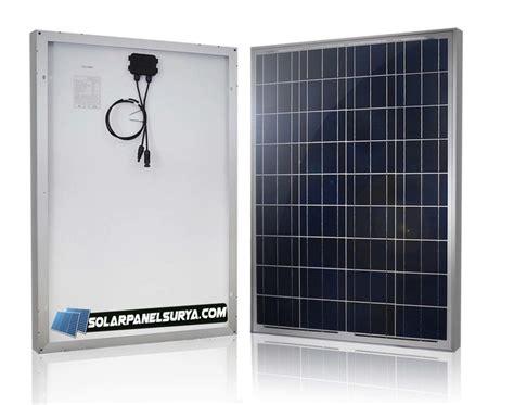 Box Panel Warning Light Pju Solar Sel solarcell panel surya 100watt solar panel surya harga