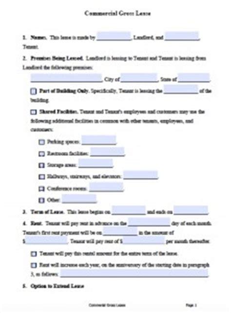 printable yearly rental agreement free printable rental lease agreement templates pdf word