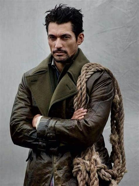 Rugged Looks the rugged look is so david gandy model so