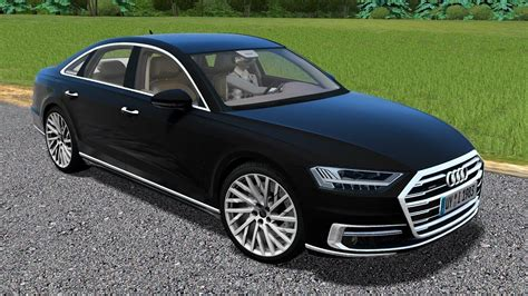 Audi A8 Sound by City Car Driving 1 5 5 Audi A8 4 0 Tfsi Quattro 2018