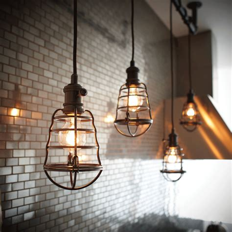 Industrial Style Kitchen Lighting Diy Interior Interior Design Interiors Decor Kitchen Interior Decorating Tile Pendant Diy Idea