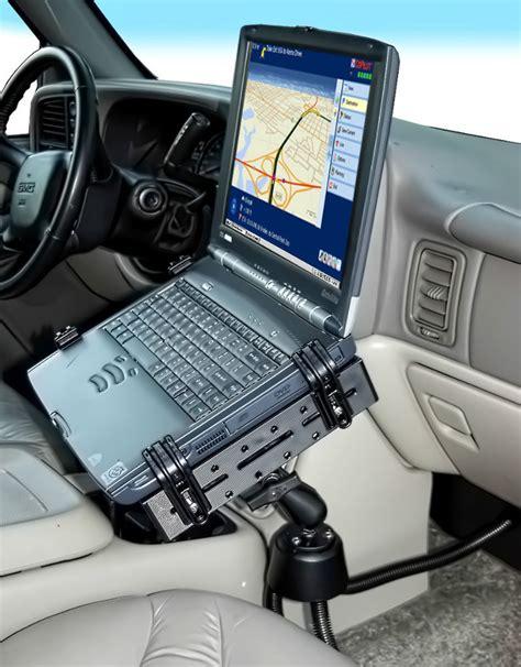 truck laptop mount ram heavy duty car truck no drill laptop mount for
