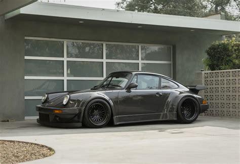 rauh welt porsche 911 rwb porsche 911 turbo lumberjac