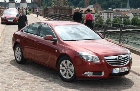 Schnellstes Auto Von Opel by Presse Pr 228 Sentation Opel Insignia Ecoflex Schneller