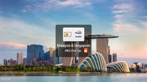 Sim Card Malaysia 4g sim card hkg up for malaysia singapore klook