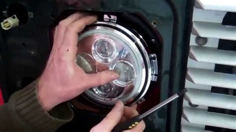 airbag deployment 1995 land rover defender electronic throttle control service manual how to remove headlight 1995 land rover