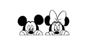 Aufkleber Für Kleine Autos by Mickey Minnie Mouse Disney Sp 228 Hen Vinyl Von