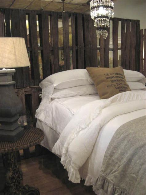 shipping pallet headboard 164 best original ideas with pallets images on pinterest