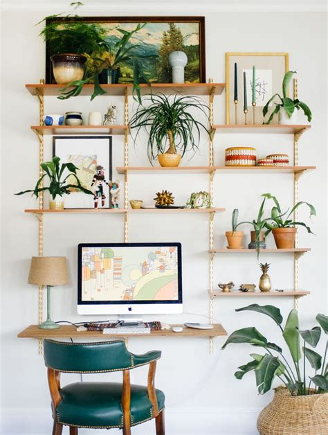 desk plants 15 nature inspired home office ideas for a stress free