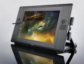 Drawing Tablet by The Wacom 24hd Drawing Tablet Review Animation World Network