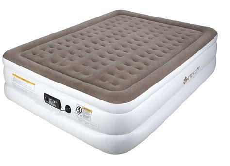 sound asleep series air mattress soundasleep cing series air mattress review trekbible