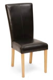 leather dining room chairs on sale image mag