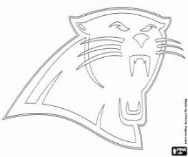 panthers coloring pages nfl logos coloring pages printable 2