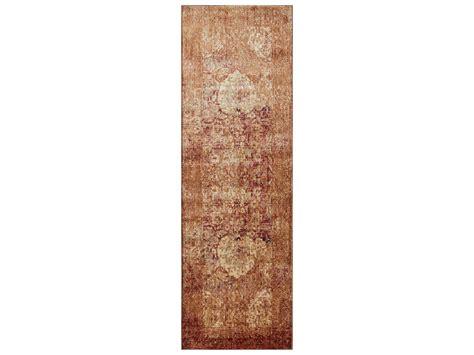 18 runner rug loloi rugs af 18 copper ivory runner rug llanasaf18cpivrun