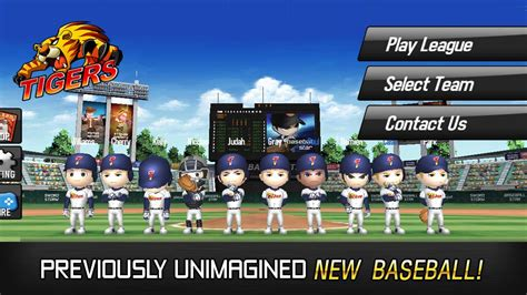 apk baseball baseball apk v1 1 1 mod unlimited autoplay points free for android
